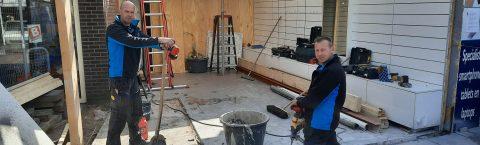 Assenbouw is een professioneel bouwbedrijf waar de klant centraal staat met al zijn wensen.